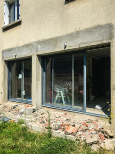 fenêtre aluminium saint etienne