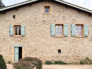 Fenêtres Bois Charbonnière