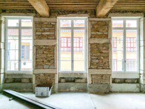Fenêtres Bois Lyon 1